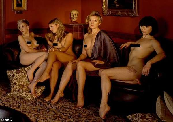 Naked sex in the city girls