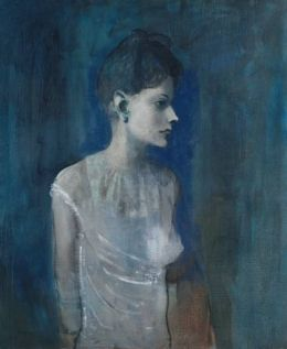 Analysis of girl in a chemise