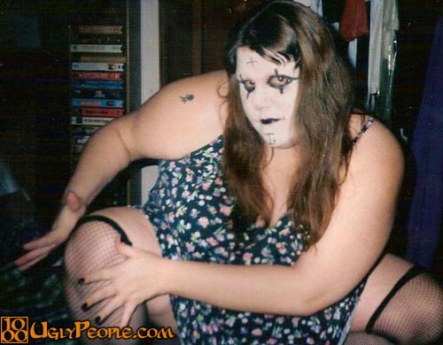 Ugly girls sexy pic