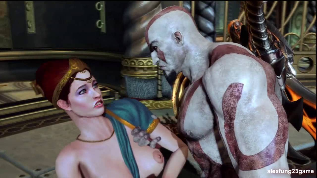 God of war girls nude pictures