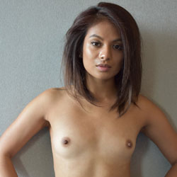 Nude flatchested girls