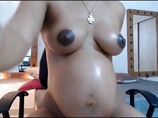 Pregnant mexican girls pussy