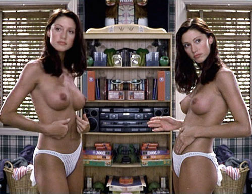 The girl from american pie naked